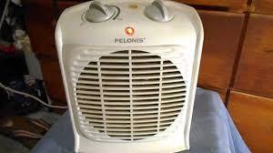 pelonis fan with remote 2007 pelonis heater model hf 0020t youtube