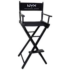professional makeup artist chair makeup artist directors chair nyx professional makeup