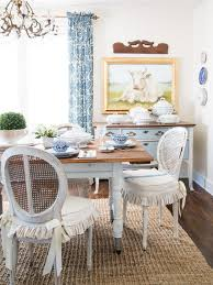 how to slipcover a dining chair hgtv