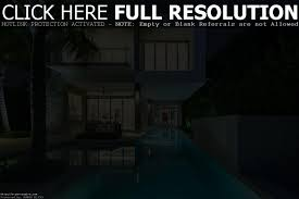 modern bungalow house design malaysia contemporary plans idolza