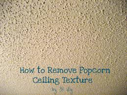 Asbestos Popcorn Ceiling by 31 Diy How To Remove Popcorn Ceiling Texture Tutorial