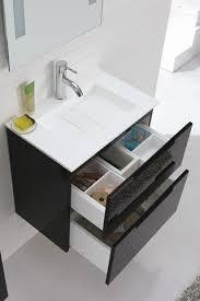 Black Vanity Bathroom Ideas by