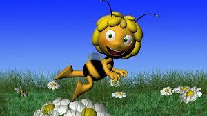 imagenes mayas hd flying maya the bee hd desktop wallpaper widescreen high