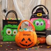 personalized halloween basket walmart com
