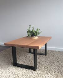 industrial coffee table u2014 tesch tables