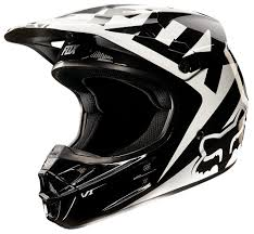 fox motocross helmet 169 95 fox racing v1 race helmet 205089