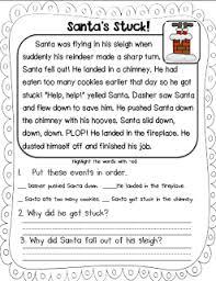 sarah u0027s first grade snippets santa stuck freebies