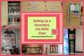 Floor Plan For Preschool Classroom A Special Sparkle Setting Up A Secondary Life Skills Class