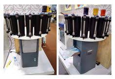 manual paint color tinting machine and colorant dispenser for wall