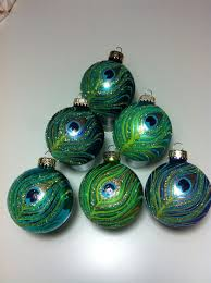 69 best my peacock tree images on peacock ornaments