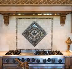 kitchen backsplash metal medallions 312 best mosaic images on mosaics backsplash and