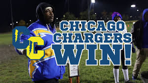 Flag Football Chicago Midwest Gridiron Classic Championship Chicago Chargers Vs