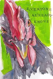 chicken wisdom u2013 carrie jane studio