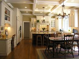 custom kitchen bench kitchen traditional with mixed color cabinets