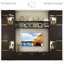 Wall Unit Tv Wall Unit 1 3d Model Cgtrader