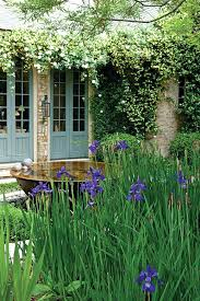 french garden design ideas this country french garden blooms with