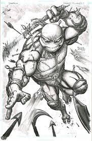119 drawing tmnt images teenage mutant ninja
