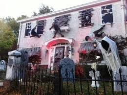 Diy Halloween Yard Decorations Cool Halloween Houses Decorate For Halloween Diy Halloween Yard