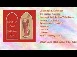 carol collection 2014 audiobook by various authors