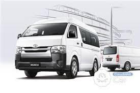 Toyota Hiace Van Interior Dimensions Toyota Hiace Malaysia Reviews Specs And Prices