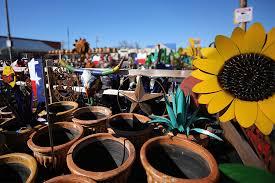 outdoor decor metal yard decorations pottery windchimes weathervanes
