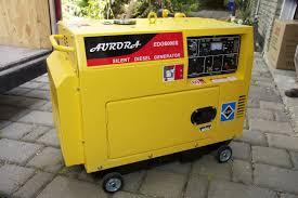 silent diesel generator youtube