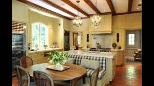 100 country style homes interior open timber frame room