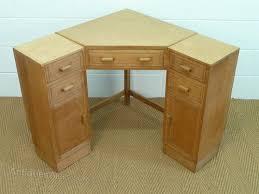 Corner Oak Desk Antiques Atlas Heal S Oak Corner Desk