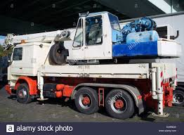 scania truck scania truck crane stock photo royalty free image 62592561 alamy
