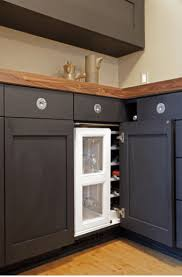 Corner Kitchen Cabinet How To Deal With The Blind Corner Kitchen Cabinet Live Simply By