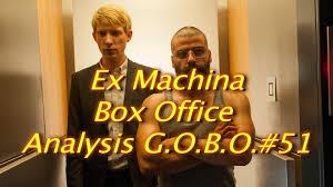 ex machina too good for a small film g o b o 51 youtube
