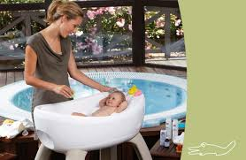 Blubleu by Magicbath The Unique Baby Whirlpool Blubleu