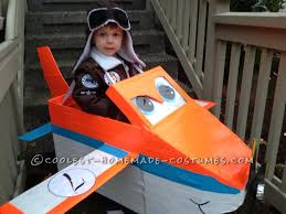 Airplane Halloween Costume Coolest Homemade Airplane Costumes