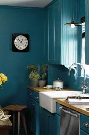 10 beautiful blue kitchen decorating ideas best blue paints for