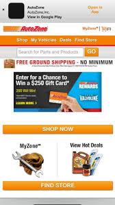 autozone coupons codes free shipping 35 off autozone free