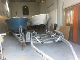 1978 23 mako restoration babylon boat works