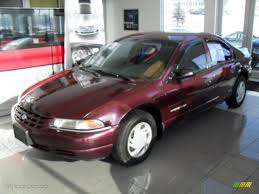 1998 maroon pearl plymouth breeze 25920516 gtcarlot com car