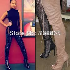 womens thigh high boots size 11 sandals picture more detailed picture about 2014