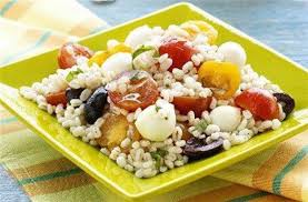 comment cuisiner le blé salade de blé aux tomates et à la mozzarella notrefamil
