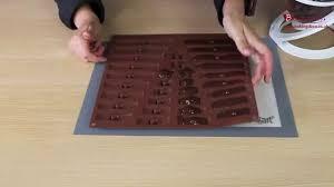 3d chocolate christmas tree easychoc silikomart uk baking