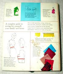 Better Homes And Gardens Decorating Book by Better Homes And Gardens Sewing Book 1970 Edition From