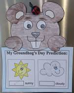 groundhog u0027s day crafts