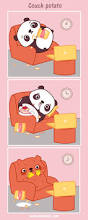 Couch Potato Clipart Couch Potato Comics Pinterest Panda Animal And Snow Leopard