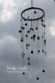 how to make a birdcage chandelier doodlecraft trinket chandelier mobile