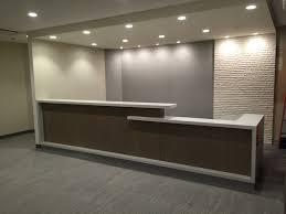 Commercial Reception Desk Commercial Gallery Laporte Surfaces