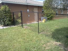 decorating how chain link fence slats beautify your garden fence