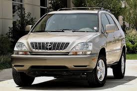 2000 lexus rx 300 user reviews cargurus