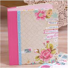3 ring binder photo albums creative 3 ring binder vintage scrapbooking album complete