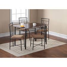 walmart small dining table fascinating walmart dining table set property gallery best image
