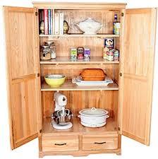 wooden kitchen pantry cupboard oak kitchen pantry cabinet wall mounted